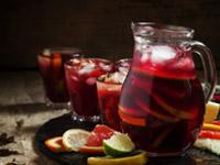 Recettes au vin rouge