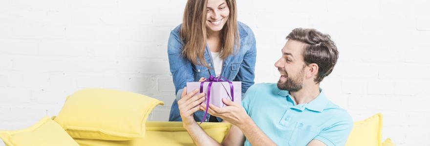 cadeau plaira à votre homme