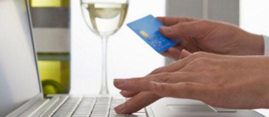 bouteilles de vin en ligne